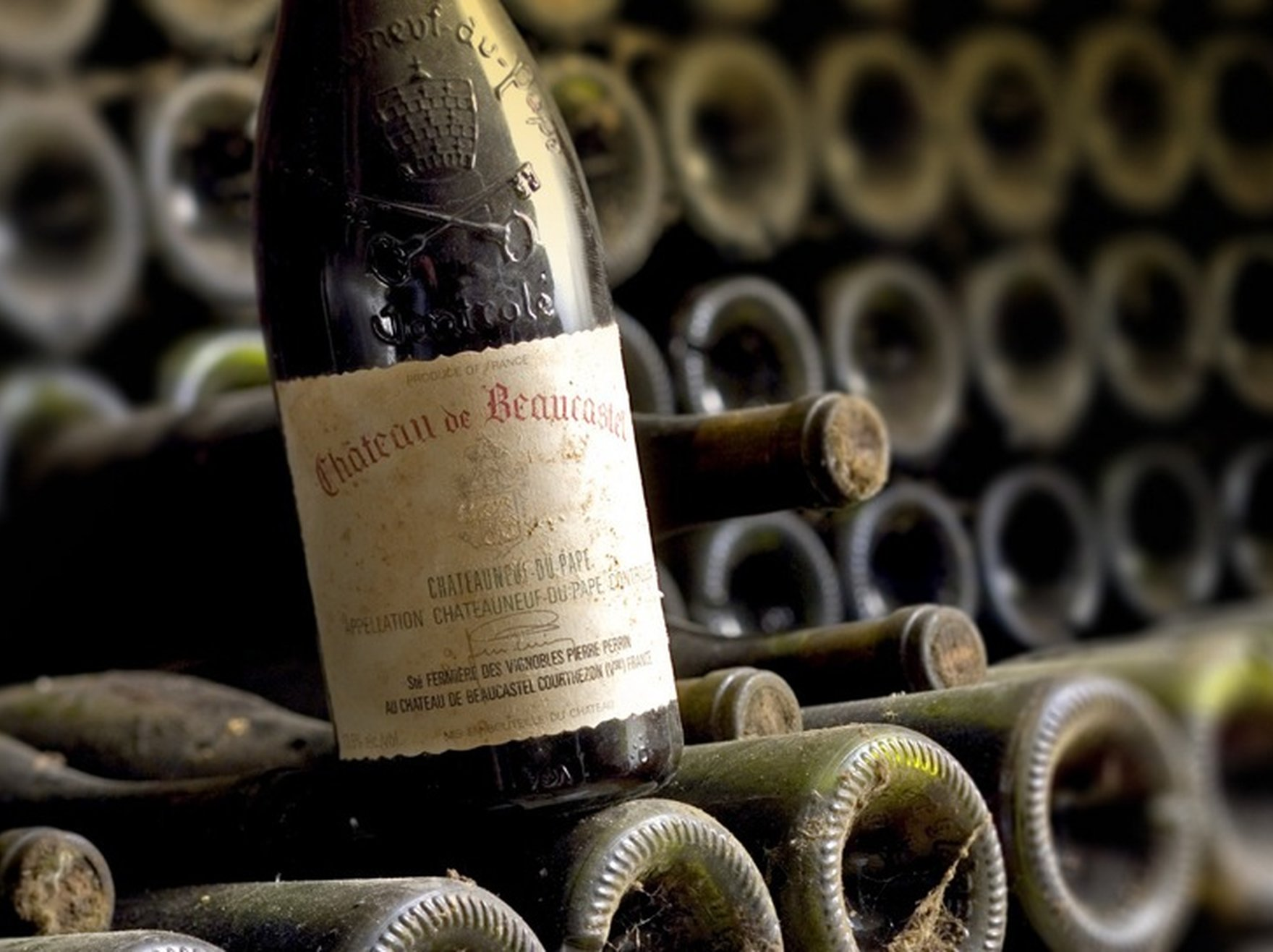 Wine Dinner with Chateau Beaucastel & Famille Perrin
