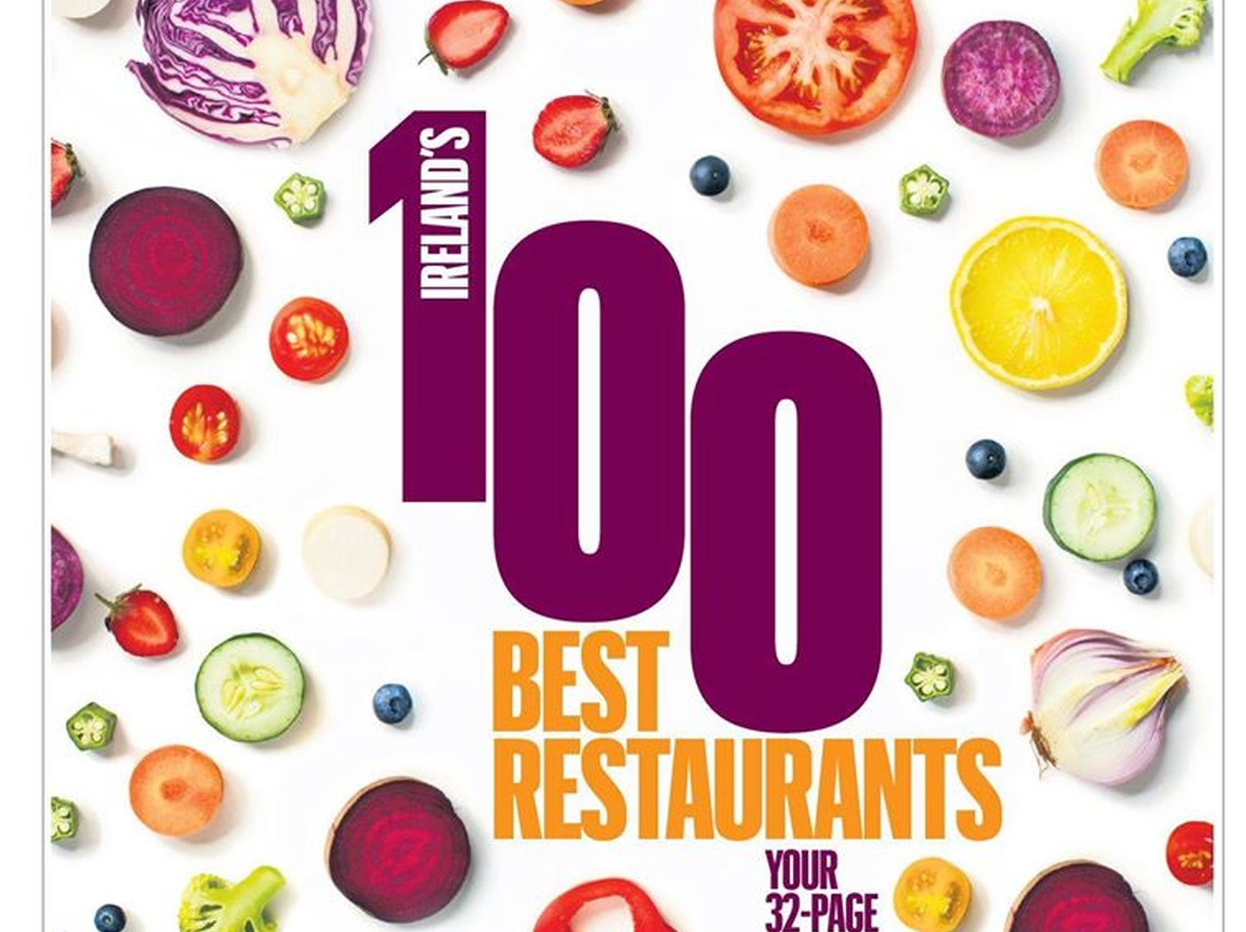 Top 100 restaurants In Ireland | James St | Sunday Times