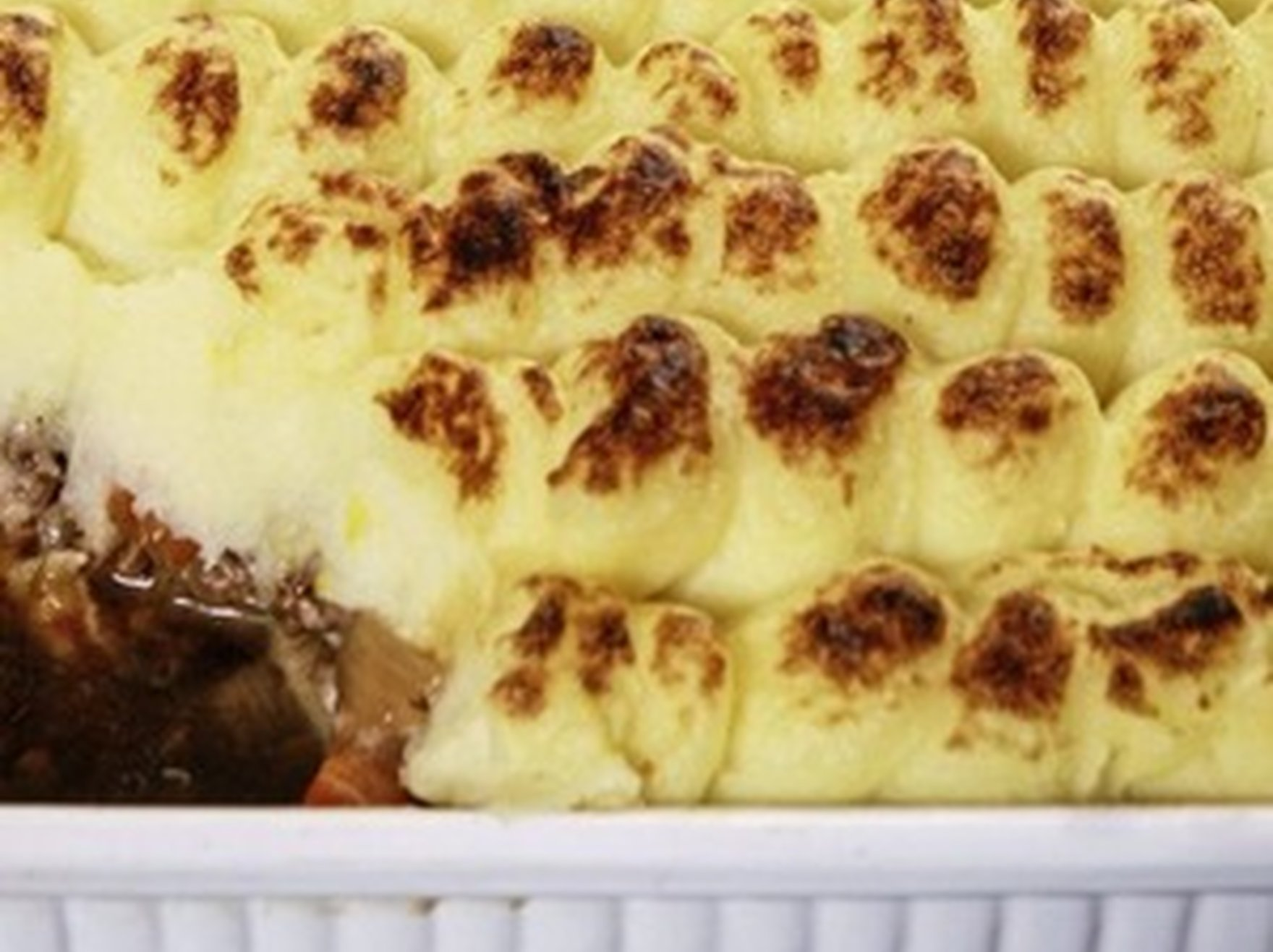 Shepherd's Pie and Apple & Plum Crumble | James St