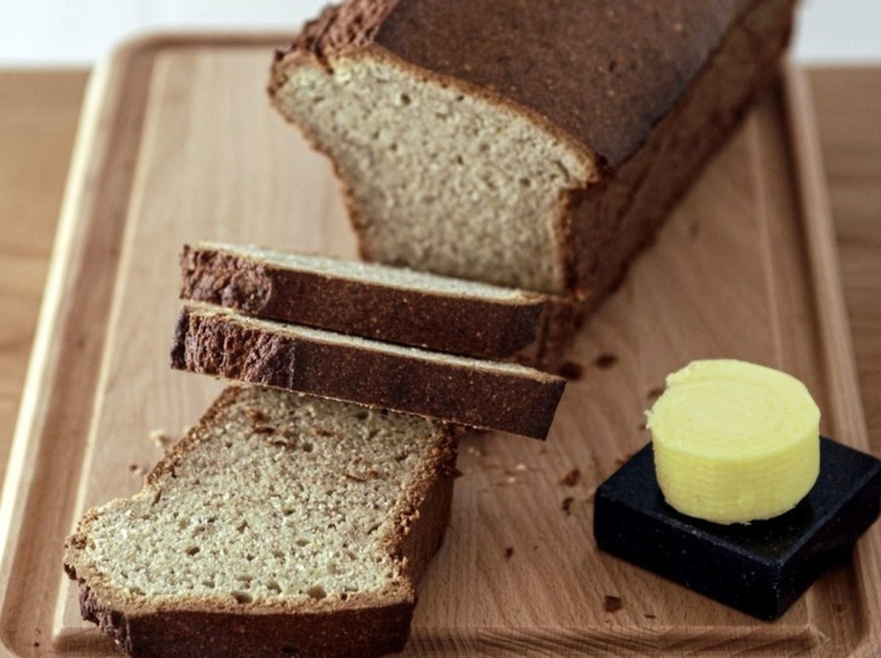 James St Cookery School: Banana loaf and polenta and yoghurt cake