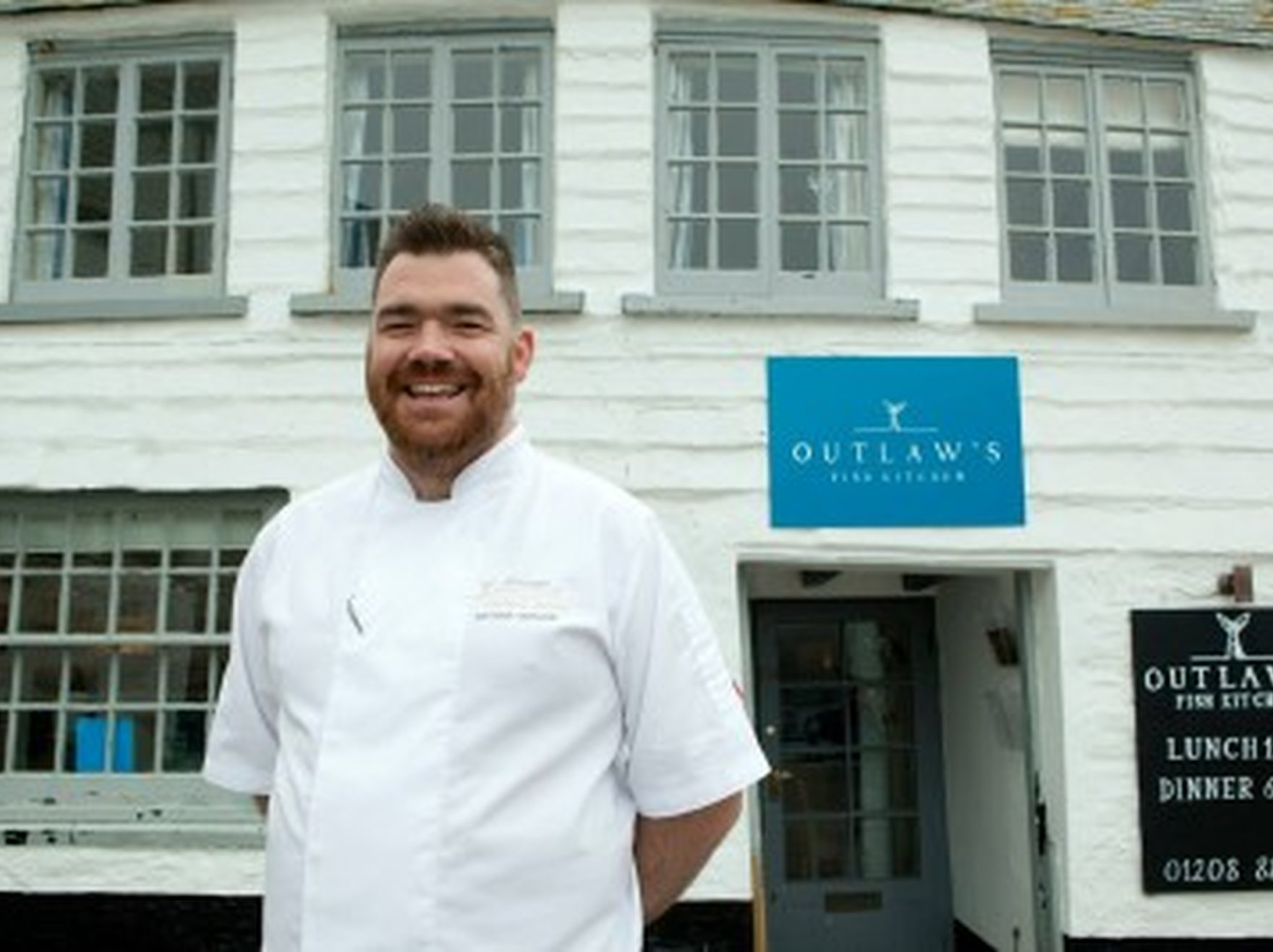 An Evening with Nathan Outlaw