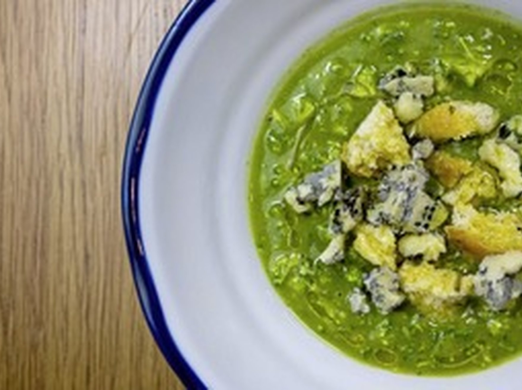 James Street Cookery School: Soups – Kale and walnut, broccoli with blue cheese