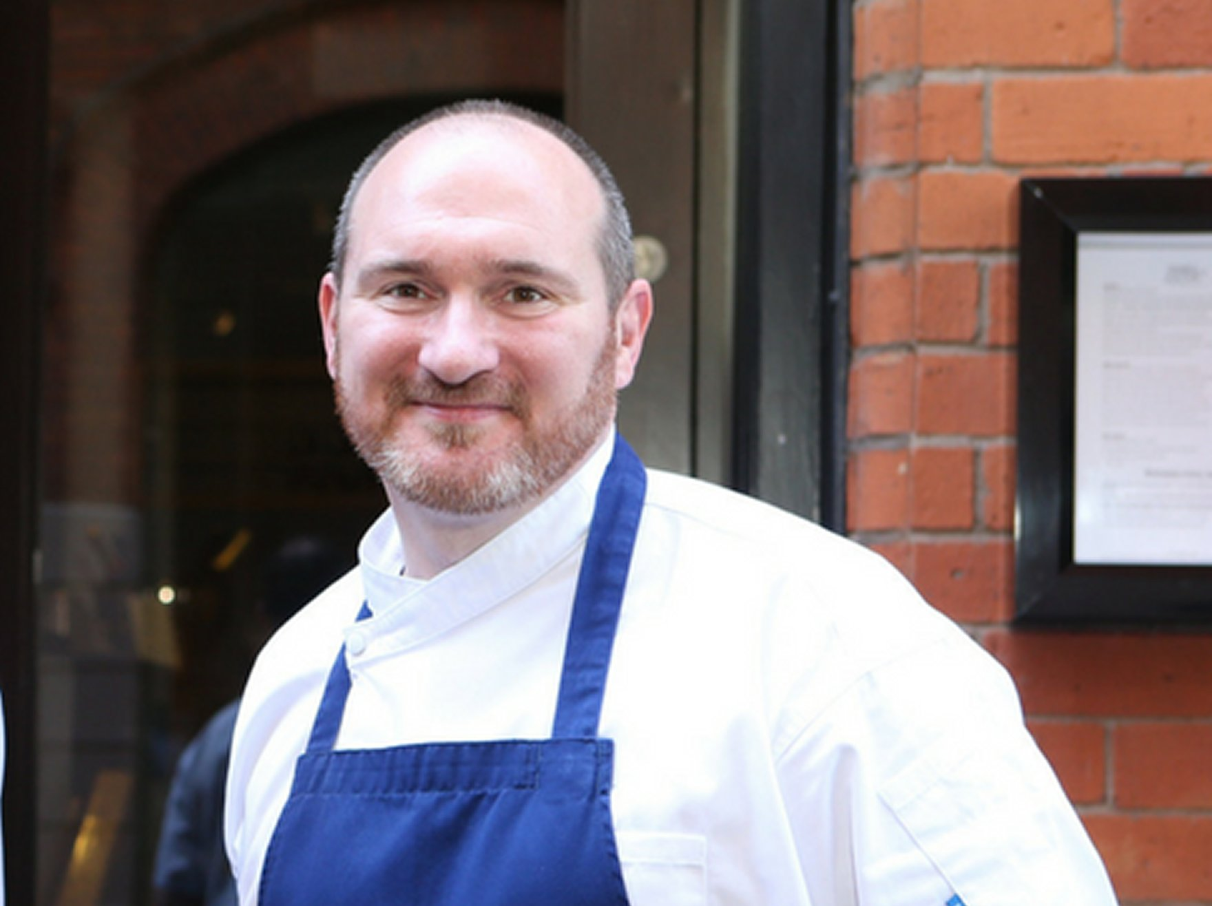 Niall McKenna unveils plans for James St South restaurants