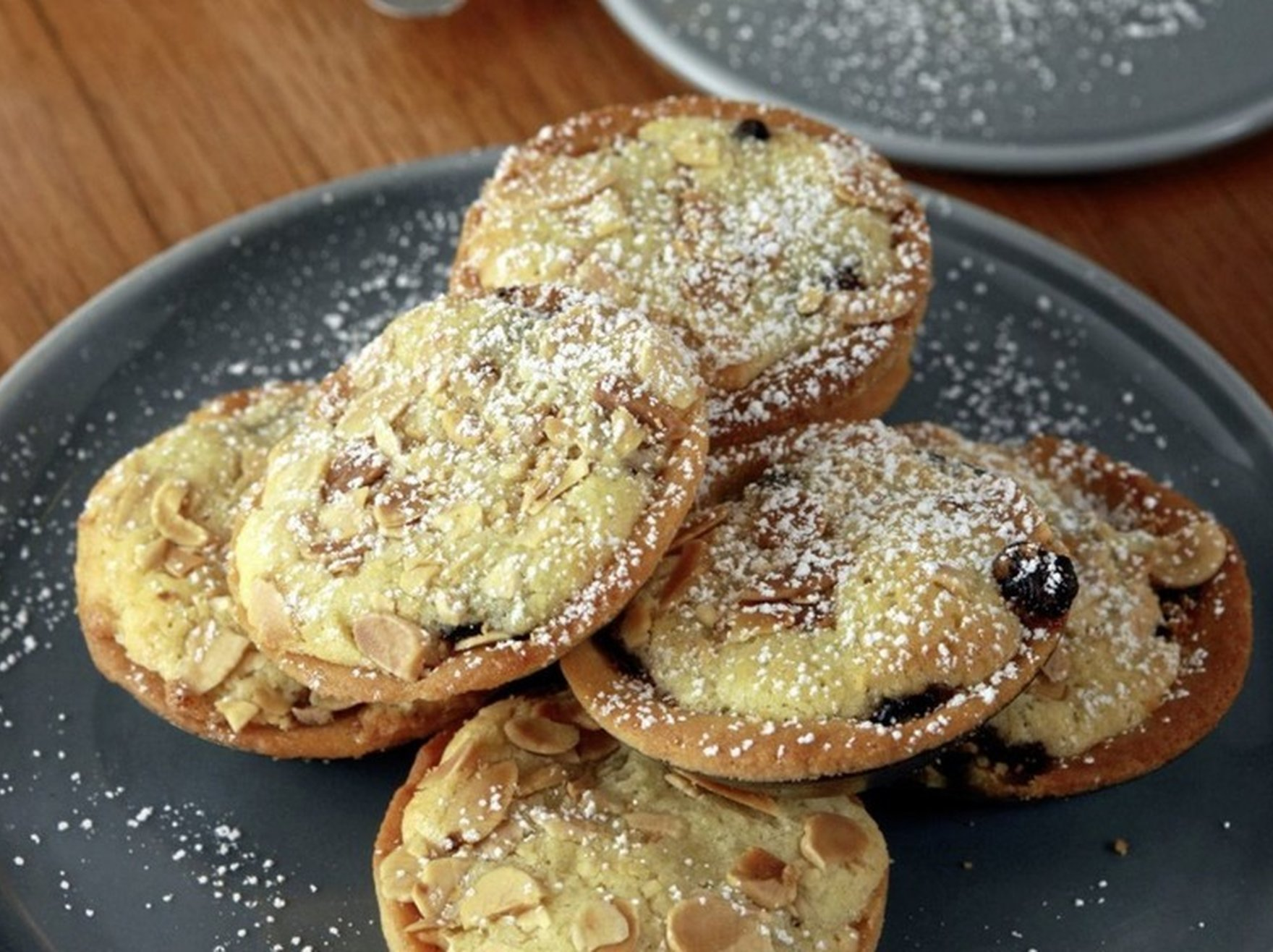 James Street Cookery School: Frangipane mince pies, individual Christmas puddings