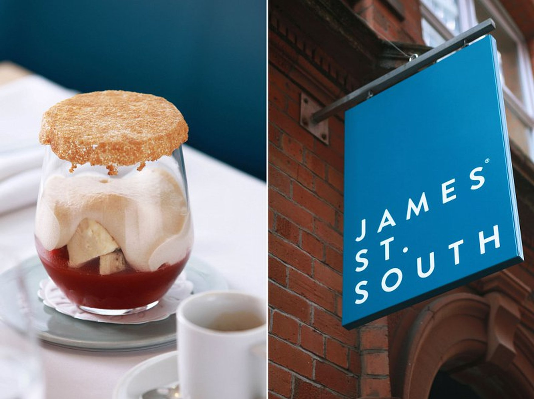 James St. South wins prestitigous Good Food Guide award for Northern Ireland