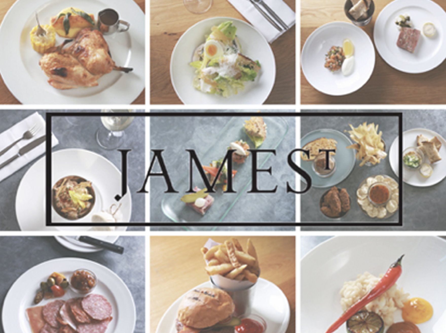 James St. New Room, New Menu, New Look launched