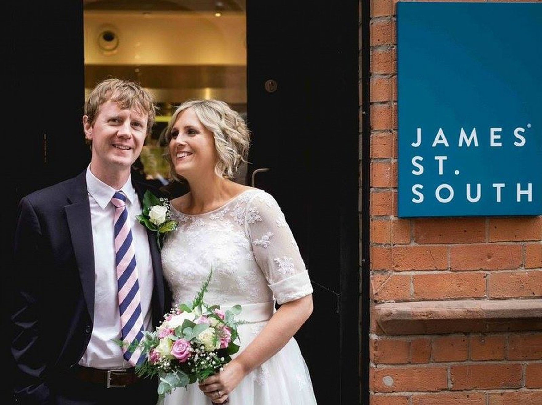 Weddings at James St. South